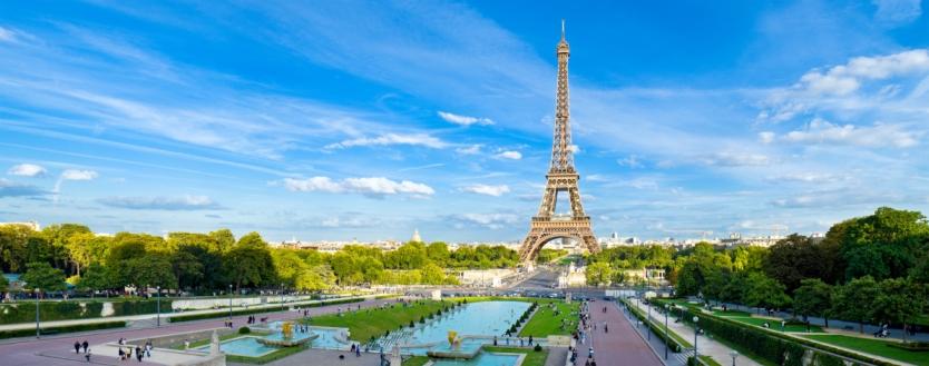Französische Vokabeln sind bei einer Reise nach Paris wichtig