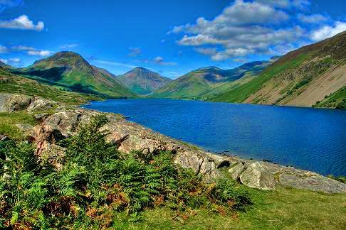 Englisch-Kenntnisse können im Urlaub am Lake District verbessert werden